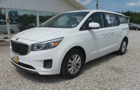2017 Kia Sedona for sale at Low Cost Cars in Circleville OH