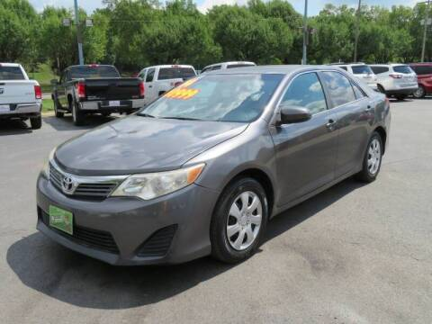 2014 Toyota Camry for sale at Low Cost Cars in Circleville OH