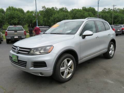 2014 Volkswagen Touareg for sale at Low Cost Cars in Circleville OH