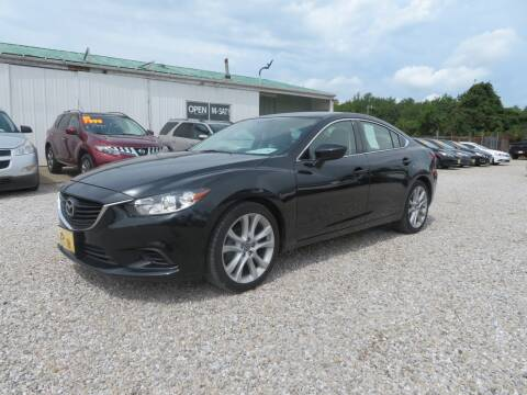 2016 Mazda MAZDA6 for sale at Low Cost Cars in Circleville OH