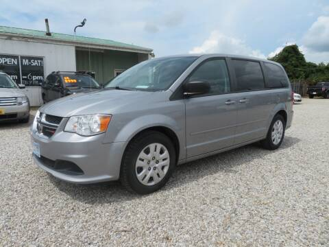 2015 Dodge Grand Caravan for sale at Low Cost Cars in Circleville OH