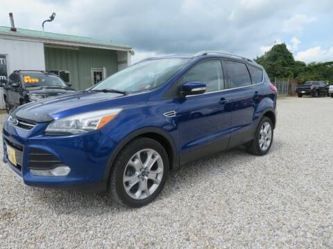 2015 Ford Escape for sale at Low Cost Cars in Circleville OH