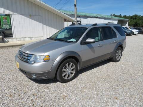 2008 Ford Taurus X for sale at Low Cost Cars in Circleville OH
