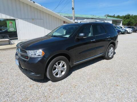 2013 Dodge Durango for sale at Low Cost Cars in Circleville OH