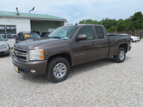 2008 Chevrolet Silverado 1500 for sale at Low Cost Cars in Circleville OH