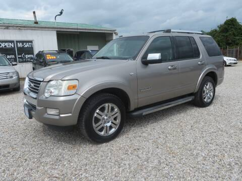 2008 Ford Explorer for sale at Low Cost Cars in Circleville OH