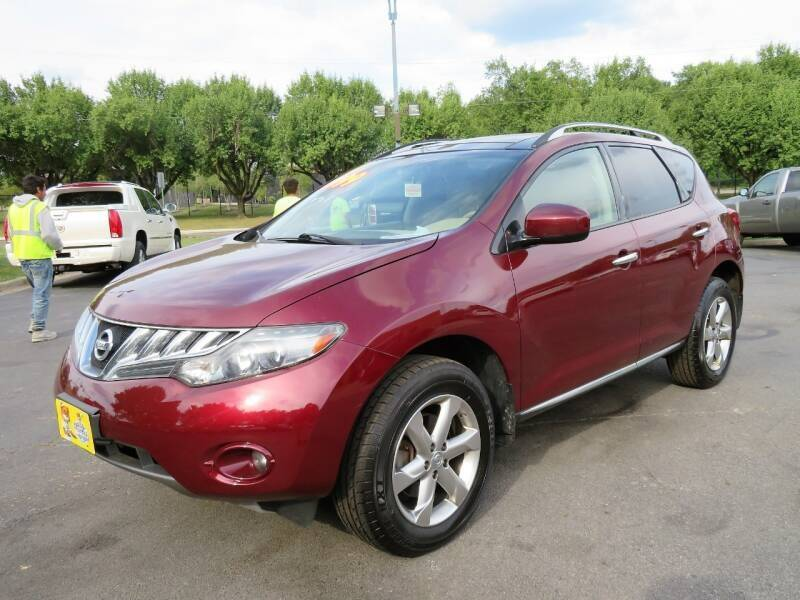2010 Nissan Murano for sale at Low Cost Cars in Circleville OH