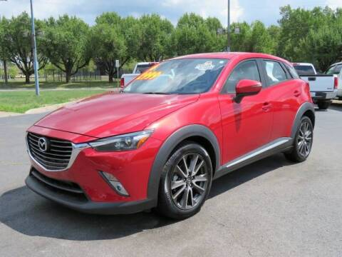 2016 Mazda CX-3 for sale at Low Cost Cars in Circleville OH