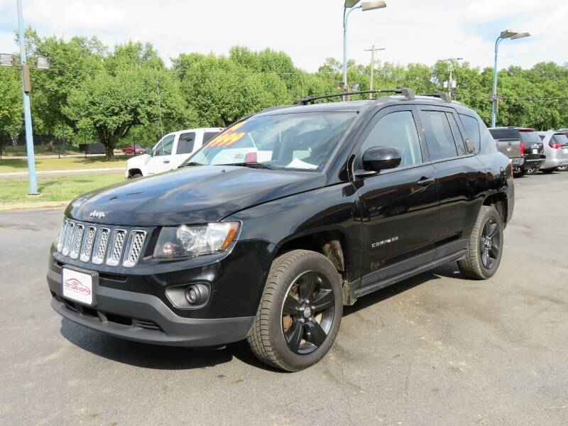 2014 Jeep Compass for sale at Low Cost Cars in Circleville OH