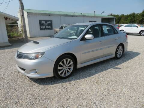 2008 Subaru Impreza for sale at Low Cost Cars in Circleville OH