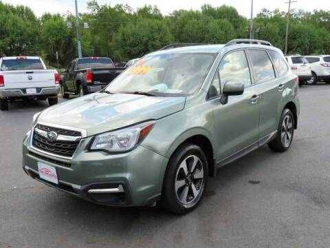 2017 Subaru Forester for sale at Low Cost Cars in Circleville OH