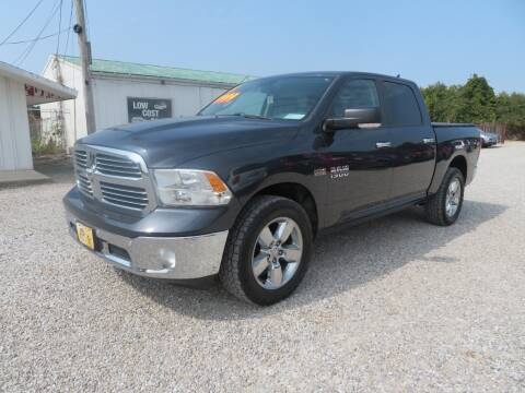 2015 RAM Ram Pickup 1500 for sale at Low Cost Cars in Circleville OH