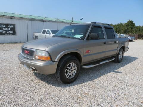 2004 GMC Sonoma for sale at Low Cost Cars in Circleville OH
