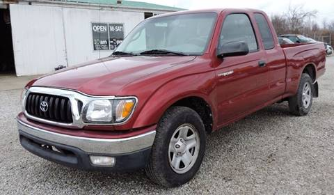2003 Toyota Tacoma for sale in Circleville, OH