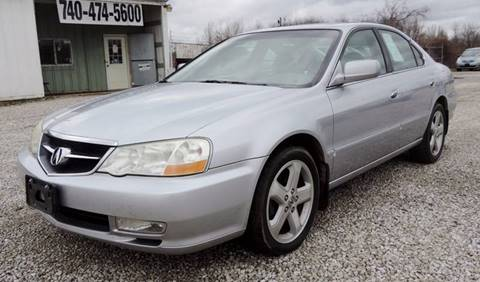 2003 Acura TL for sale in Circleville, OH