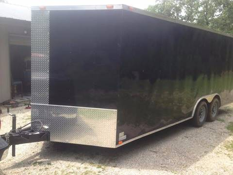2016 Bendron Enterprises Enclosed Cargo 20x8.5