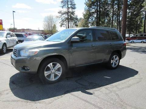 2008 Toyota Highlander for sale at Wholesale Auto Connection LLC in Bend OR