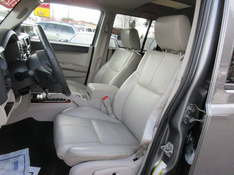 2007 Jeep Commander Limited 4dr SUV 4WD - Bend OR