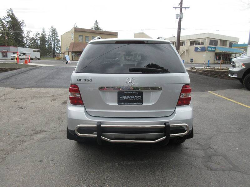2006 Mercedes-Benz M-Class for sale at Wholesale Auto Connection LLC in Bend OR
