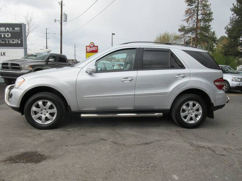 2006 Mercedes-Benz M-Class AWD ML 350 4MATIC 4dr SUV - Bend OR