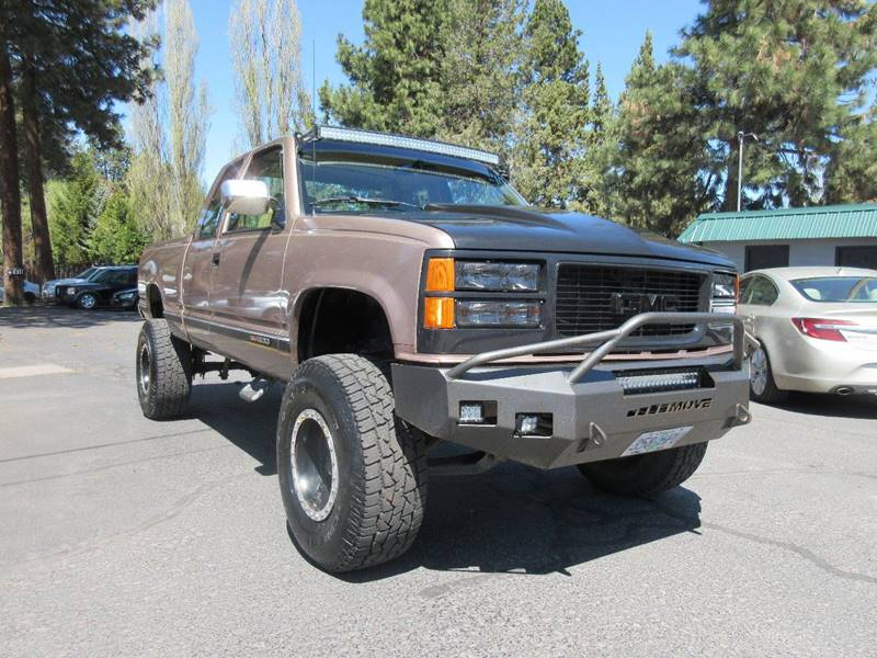 1994 GMC Sierra 1500 for sale at Wholesale Auto Connection LLC in Bend OR