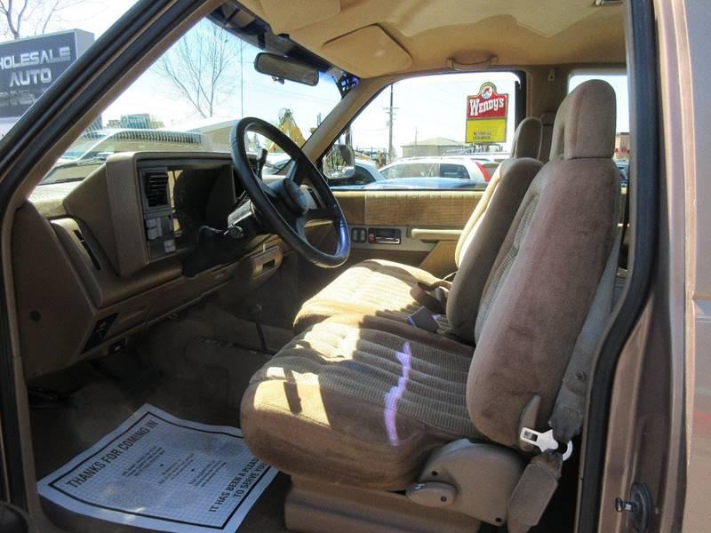 1994 GMC Sierra 1500 2dr K1500 SLE 4WD Extended Cab SB - Bend OR