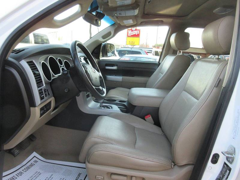 2007 Toyota Tundra Limited 4dr CrewMax Cab 4x4 SB (5.7L V8) - Bend OR