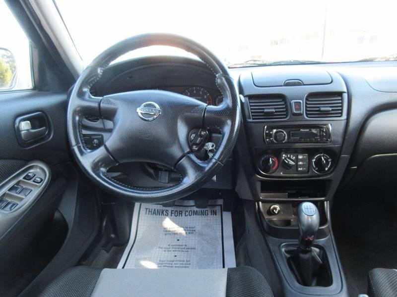 2004 Nissan Sentra SE-R Spec V 4dr Sedan - Bend OR