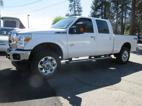 2015 Ford F-350 Super Duty for sale at Wholesale Auto Connection LLC in Bend OR