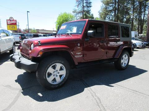 2007 Jeep Wrangler Unlimited for sale at Wholesale Auto Connection LLC in Bend OR