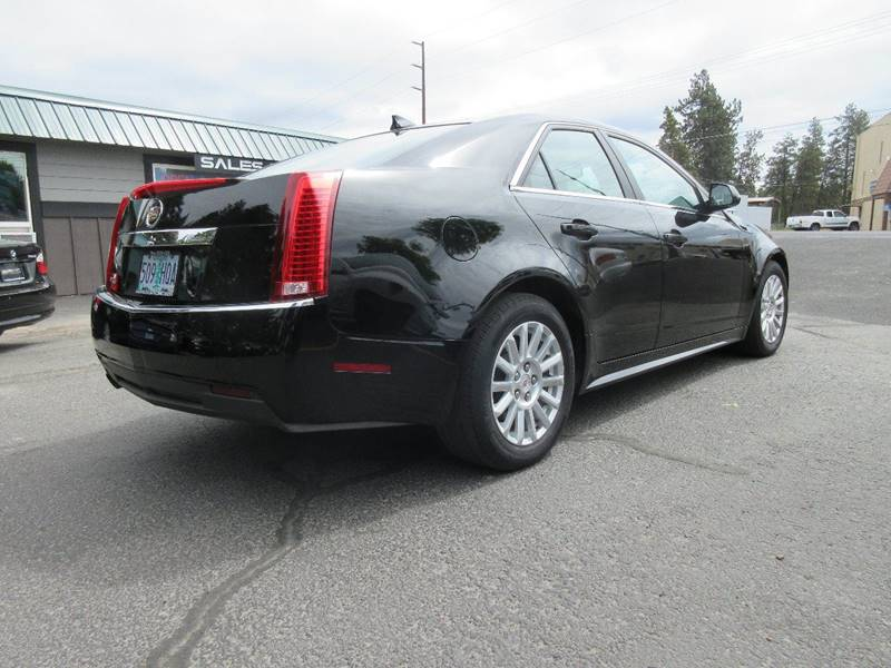 2012 Cadillac CTS for sale at Wholesale Auto Connection LLC in Bend OR