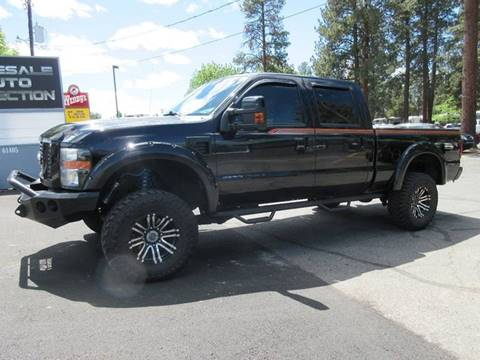 2008 Ford F-350 Super Duty for sale at Wholesale Auto Connection LLC in Bend OR