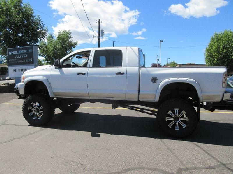 2006 Dodge Ram Pickup 2500 for sale at Wholesale Auto Connection LLC in Bend OR