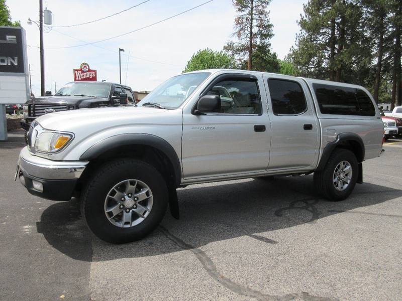2001 Toyota Tacoma for sale at Wholesale Auto Connection LLC in Bend OR