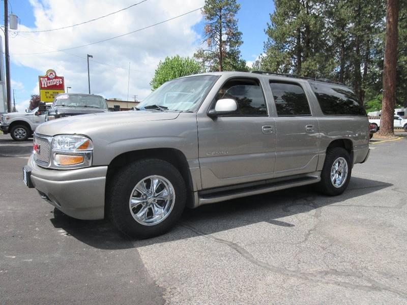 2002 GMC Yukon XL for sale at Wholesale Auto Connection LLC in Bend OR