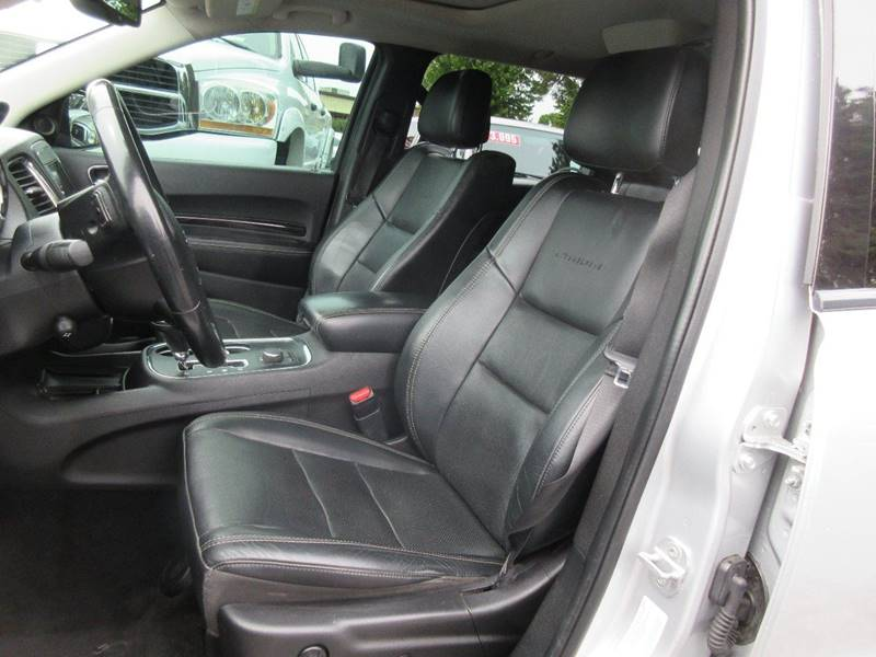 2011 Dodge Durango for sale at Wholesale Auto Connection LLC in Bend OR