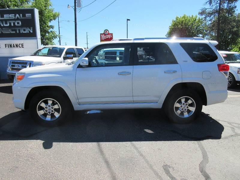 2010 Toyota 4Runner for sale at Wholesale Auto Connection LLC in Bend OR