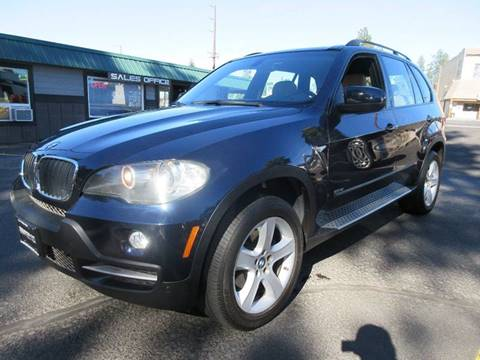 2008 BMW X5 for sale at Wholesale Auto Connection LLC in Bend OR