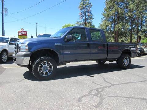 2005 Ford F-250 Super Duty for sale at Wholesale Auto Connection LLC in Bend OR