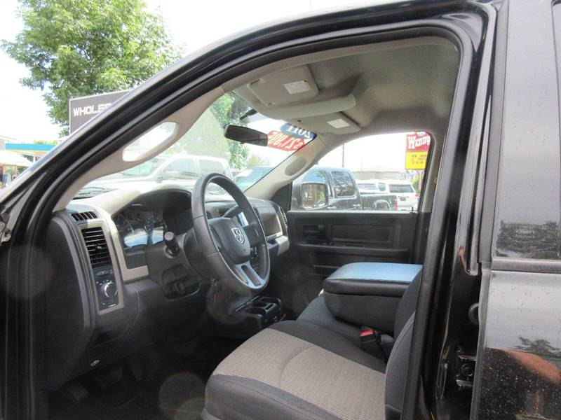 2011 RAM Ram Pickup 1500 for sale at Wholesale Auto Connection LLC in Bend OR