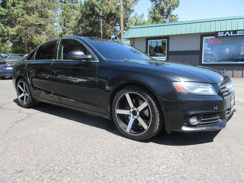 2010 Audi A4 for sale at Wholesale Auto Connection LLC in Bend OR