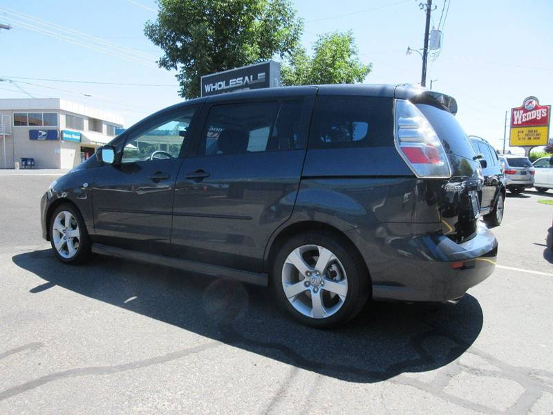 2006 Mazda MAZDA5 for sale at Wholesale Auto Connection LLC in Bend OR