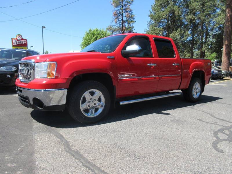 2011 GMC Sierra 1500 for sale at Wholesale Auto Connection LLC in Bend OR