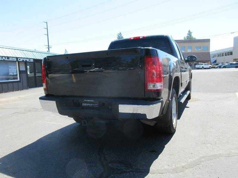 2012 GMC Sierra 1500 for sale at Wholesale Auto Connection LLC in Bend OR