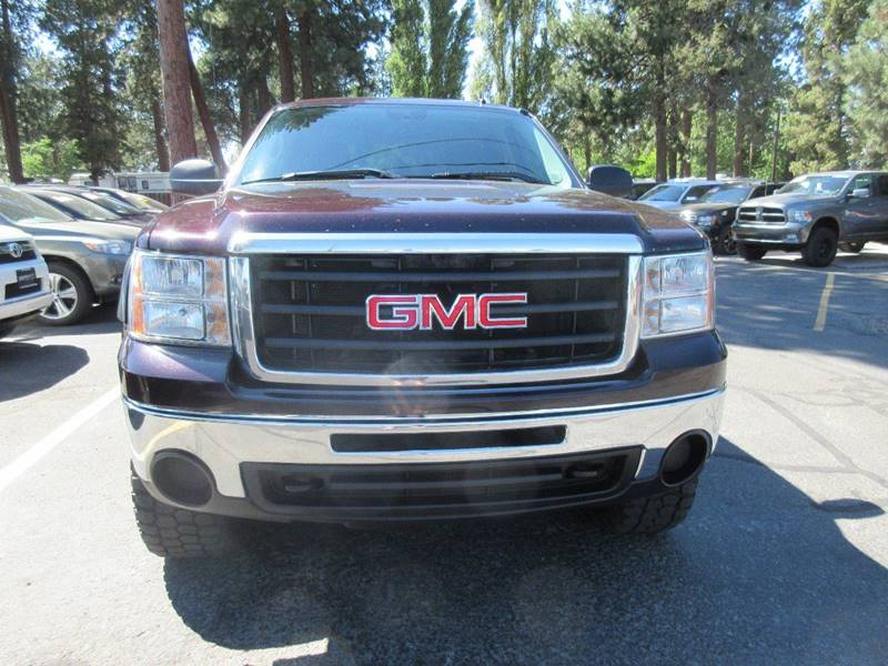 2009 GMC Sierra 1500 for sale at Wholesale Auto Connection LLC in Bend OR