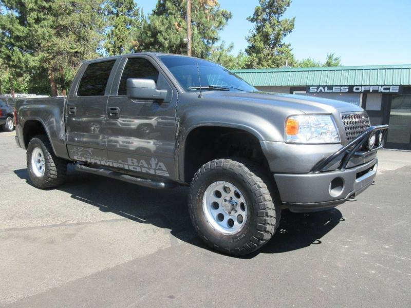 2007 Ford F-150 for sale at Wholesale Auto Connection LLC in Bend OR