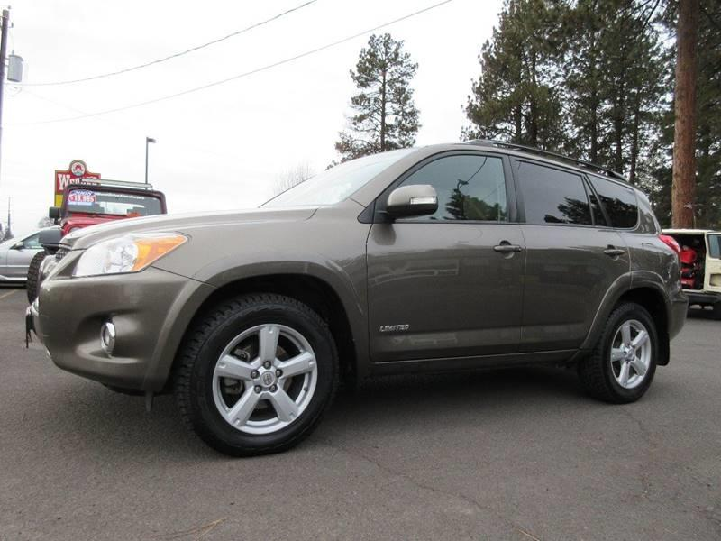 2009 Toyota RAV4 for sale at Wholesale Auto Connection LLC in Bend OR