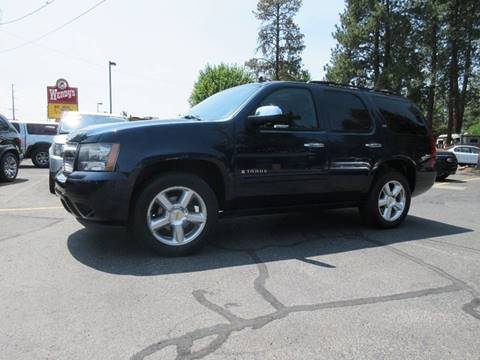 2008 Chevrolet Tahoe for sale at Wholesale Auto Connection LLC in Bend OR