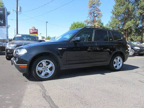 2007 BMW X3 for sale at Wholesale Auto Connection LLC in Bend OR