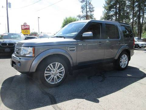 2010 Land Rover LR4 for sale at Wholesale Auto Connection LLC in Bend OR